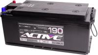 Автомобильный аккумулятор АкТех Active Frost 6СТ-190N3 (190 А/ч) -