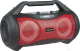 Портативная колонка Eltronic ZQS-5303ch (красный) -