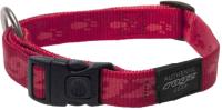 Ошейник Rogz Big Foot 40мм / RHB29C (Red) -