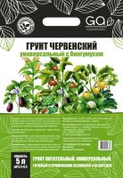 Грунт для растений Гумус Агро Червенский универсальный (5л) -