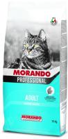 Корм для кошек Morando Gatto Professional Fish (15кг) -