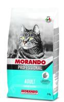 Корм для кошек Morando Gatto Professional Fish (2кг) -