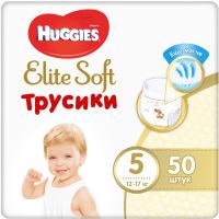 Подгузники-трусики детские Huggies Elite Soft Giga 5 (50шт) -