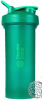 Шейкер спортивный Blender Bottle Classic V2 Full Color / BB-CLV245-FCEG (изумрудный зеленый) -