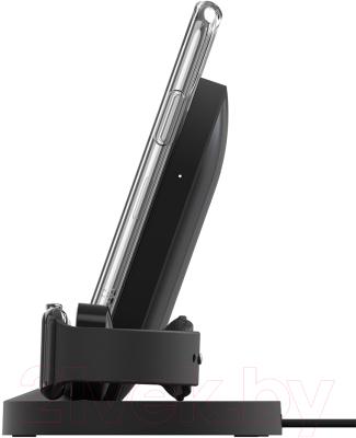 Док-станция для портативных устройств Belkin F8J235VFBLK (черный)