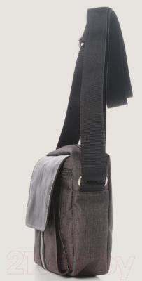 Сумка Galanteya 21308 / 9с2919к45 (коричневый/черный)