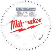 Пильный диск Milwaukee 4932471291 -