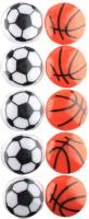 Набор магнитов deVente Balls / 6021000 (10шт) -