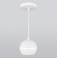 Потолочный светильник Elektrostandard DLS023 9W 4200K (белый) -