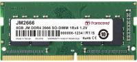Оперативная память DDR4 Transcend JM2666HSG-8G -