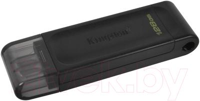 Usb flash накопитель Kingston DataTraveler 70 128GB (DT70/128GB)
