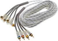 Межблочный кабель Kicx FRCA44M-5-SA (5м) -