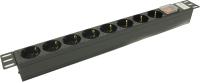 Сетевой фильтр Gembird MAX19-EH8-0 -