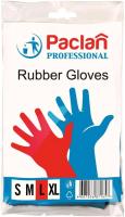 Перчатки хозяйственные Paclan Professional (L, желтый) -