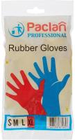 Перчатки хозяйственные Paclan Professional (XL, желтый) -