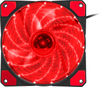Кулер для корпуса GENESIS Hydrion 120 Red Led (NGF-1166) -