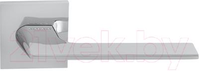 Ручка дверная Oro & Oro Unica 065-15E CP