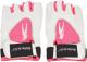 Перчатки для пауэрлифтинга BioTechUSA Lady1 CIB000549 (M, белый/розовый) -