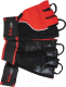 Перчатки для пауэрлифтинга BioTechUSA Memphis CIB000566 (M, красный/черный) -