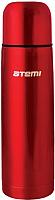 Термос для напитков Atemi HB-1000 (1л, красный) -