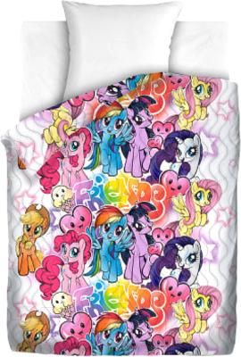Покрывало Непоседа My Little Pony. Граффити / 516130
