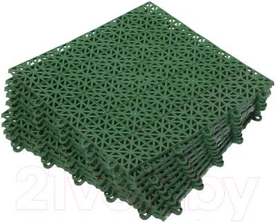 Коврик грязезащитный VORTEX 05365 коврик грязезащитный резиновый лапша vortex черно серый полосы 22408 40х60 см
