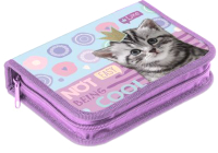 Пенал Hatber Cool Kitty / Npk 27153 -