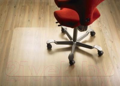 Коврик защитный No Brand Из поликарбоната под компьютерное кресло 120x130 (шагрень)