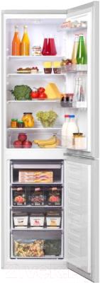Холодильник с морозильником Beko CNMV5335KC0W