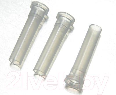 Мундштук для алкотестера Бион Алкотест-203 полипропиленовый объемом до 1000 мкл (100шт)