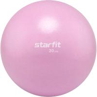 Гимнастический мяч Starfit GB-902 (20см, розовый) -