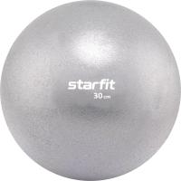 Гимнастический мяч Starfit GB-902 (30см, серый) -