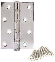 Петля дверная Avers Универсальная 100x70x2.5-B4 (хром) -