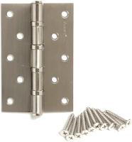 Петля дверная Avers Универсальная 120x80x2.5-B4 (матовый никель) -