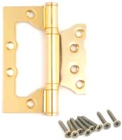 Петля дверная Avers Универсальная 100x75x2.5-B2 (золото) -