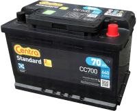 Автомобильный аккумулятор Centra Standard R+ / CC700 (70 А/ч) -
