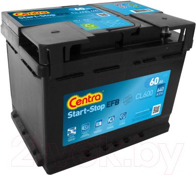 Автомобильный аккумулятор Centra EFB Start&Stop R+ / CL600