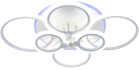 Потолочный светильник Mirastyle CX-8067/4+2 N WH ML -
