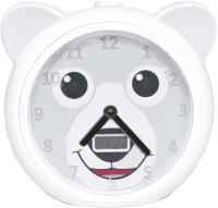 Настольные часы Zazu Медвежонок Бобби / ZA-BOBBY-01 (белый) -