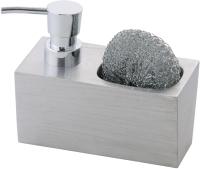 Дозатор моющего средства с губкой Home and You 16467-SRE-DOZ -