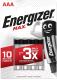 Комплект батареек Energizer Max LR03/AAA BP8 / E300112103 -