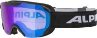 Маска горнолыжная Alpina Sports 2020-21 Thaynes HM / A72708 31 (S, черный) -