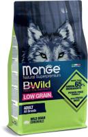 Корм для собак Monge BWild Dog Adult Wild Boar (12кг) -
