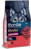 Корм для собак Monge BWild Adult Deer (12кг) -