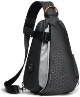 Рюкзак Tangcool TC901-1 (черный/серый) -