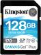 Карта памяти Kingston Canvas Go Plus SDXC (Class10) 128GB (SDG3/128GB) -