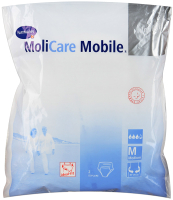 Трусы впитывающие для взрослых MoliCare Mobille M (2шт) -