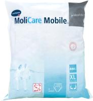 Трусы впитывающие для взрослых MoliCare Mobille XL (2шт) -