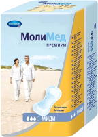 Прокладки урологические MoliMed Premium Midi (14шт) -