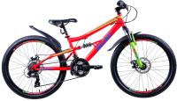 Велосипед AIST Avatar Junior 24 2020 (красный) -